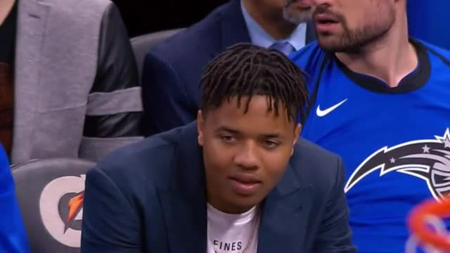 Watch and share Markelle Fultz GIFs and Orlando Magic GIFs on Gfycat