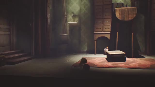 Watch Little Nightmares - PS4/XB1/PC - Hide and Seek (7 minutes of Gameplay) GIF on Gfycat. Discover more bandai namco, bandai namco entertainment, namco bandai GIFs on Gfycat