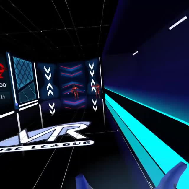 Watch and share Virtual Reality GIFs and Disc League GIFs by 8bitrick on Gfycat