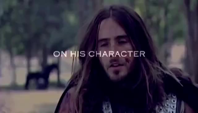 Watch alexander GIF on Gfycat. Discover more alexander, film, jared leto, on set GIFs on Gfycat