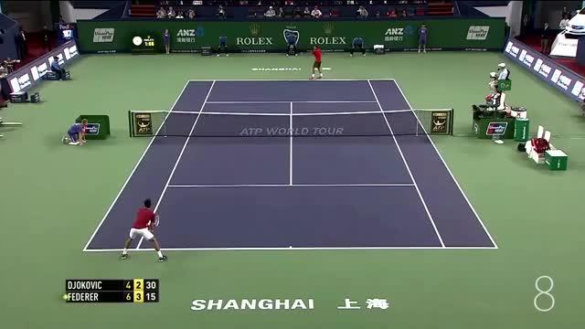 Watch Roger Federer slice GIF by @jjmichi on Gfycat. Discover more Roger Federer, Sports, Tennis, slice GIFs on Gfycat