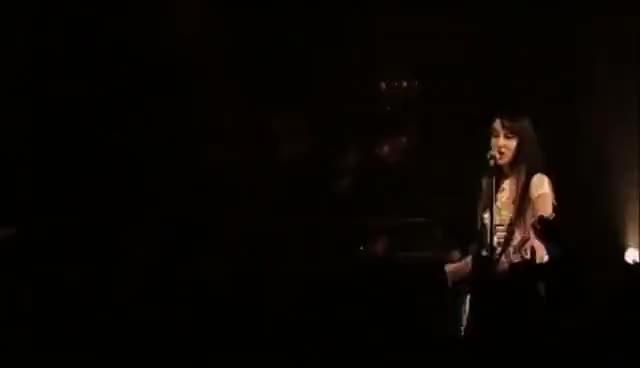 Becca singing I'm alive
