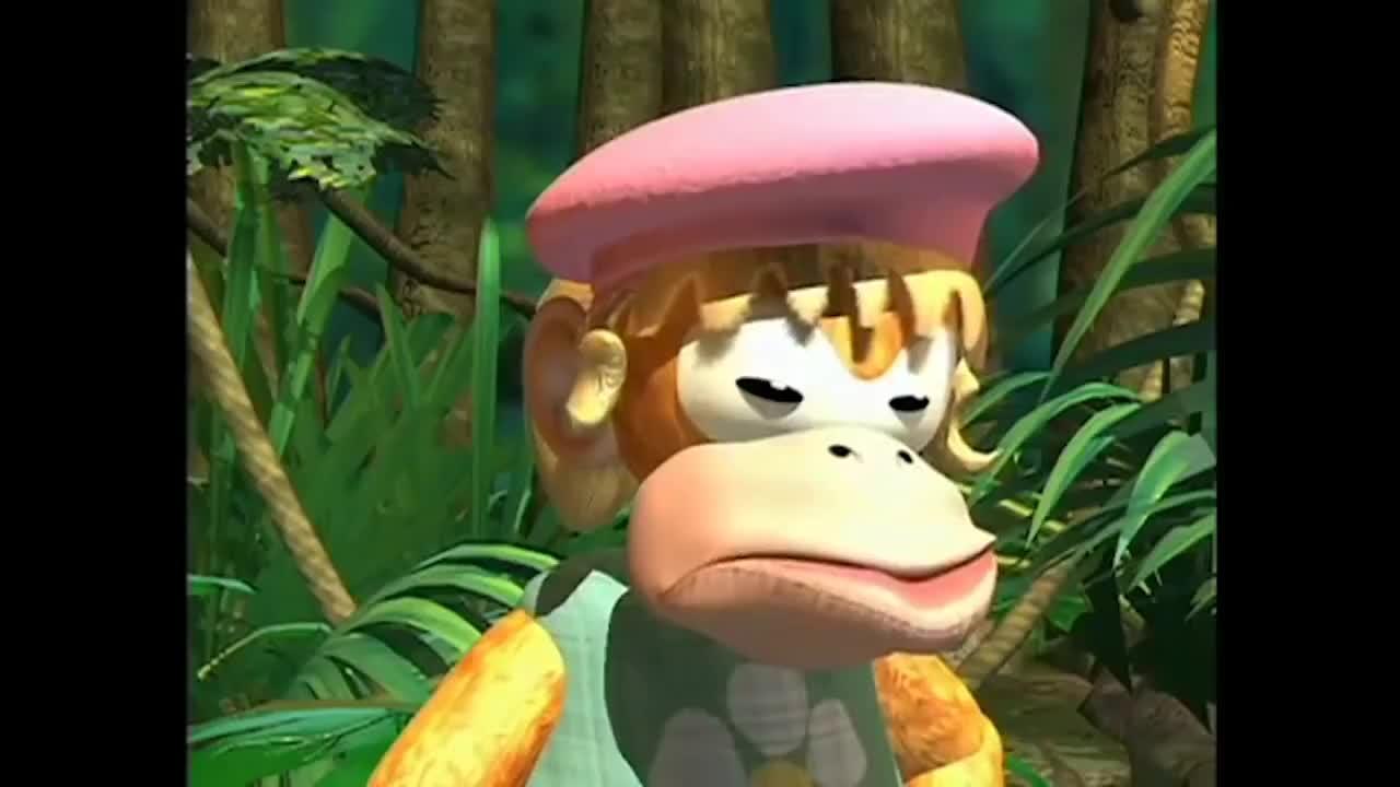 projared, Donkey Kong Country Cartoon - ProJared GIFs