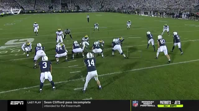 Watch and share 2019 Penn State GIFs and New York Jets GIFs by Seth Fisher on Gfycat