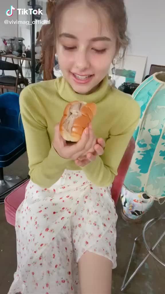 Watch and share Lina Kahafizadeh GIFs and Japanese Girls GIFs by TikTok JP on Gfycat