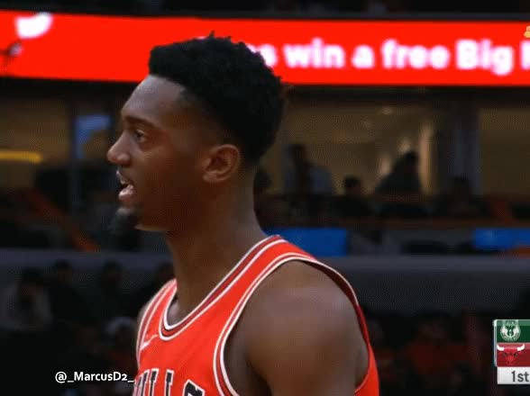 Watch and share Bobby Portis Eyes GIFs by MarcusD on Gfycat