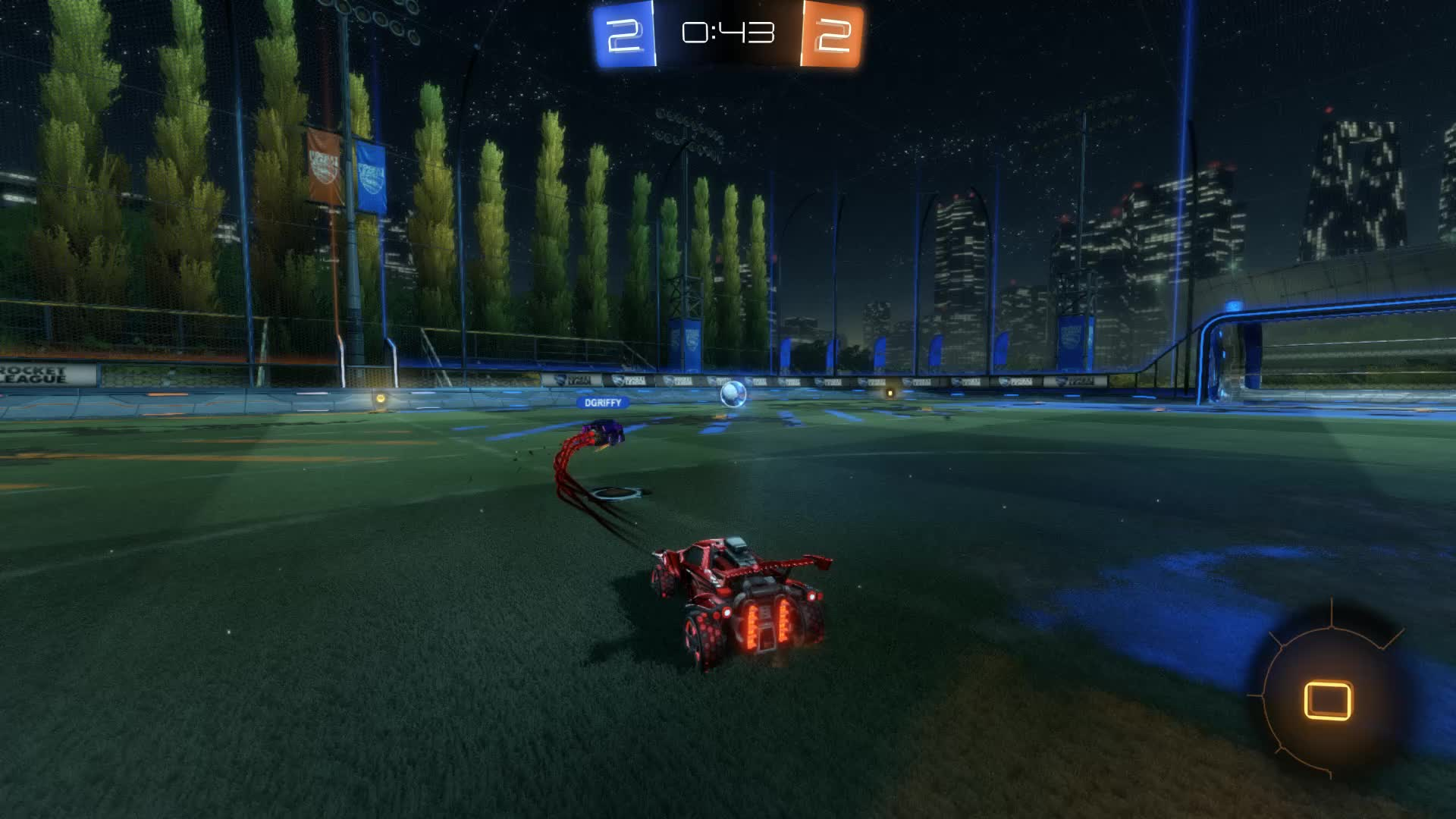 Gif Your Game, GifYourGame, Goal, Rocket League, RocketLeague, ScriptedFlick, Goal 5: ScriptedFlick GIFs