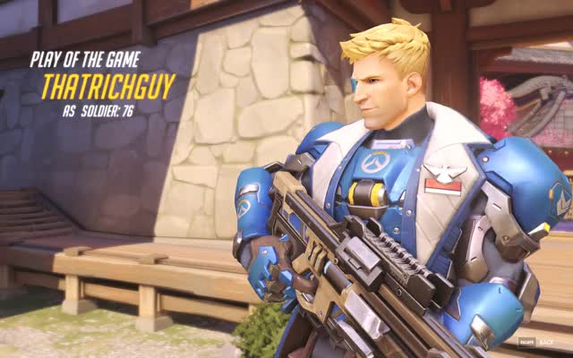 Watch Visor GIF on Gfycat. Discover more overwatch, soldier 76 GIFs on Gfycat