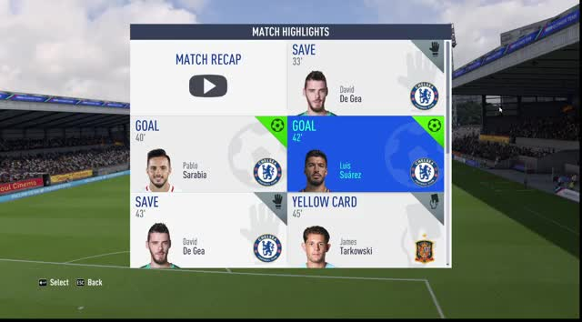 Watch and share FIFA 19 2019-07-19 03-29-04 GIFs on Gfycat