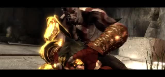 God of War 3 Remastered GIF by Falconbox (@falconbox)   Find, Make