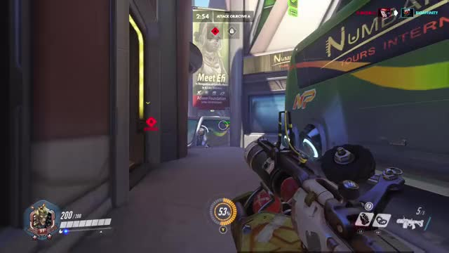 Watch This isn't fun to fight against GIF by Xbox DVR (@xboxdvr) on Gfycat. Discover more OverwatchOriginsEdition, xTPGx, xbox, xbox dvr, xbox one GIFs on Gfycat