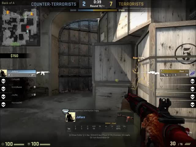 Watch and share A Headshot With A $3100 Gun Loses To A Bodyshot With An $850 Gun...? (reddit) GIFs on Gfycat