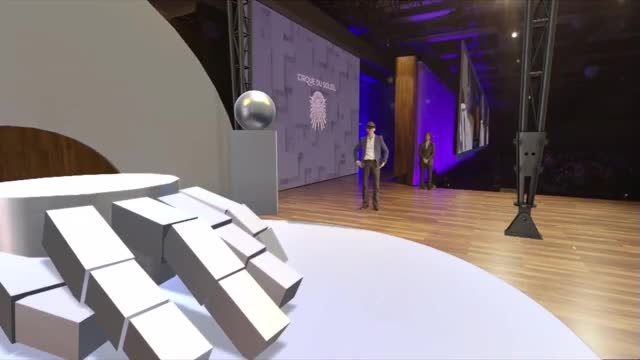 Watch HoloLens Demo at Microsoft Build 2017 GIF on Gfycat. Discover more road to vr, virtual reality, vr GIFs on Gfycat