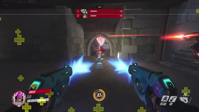 Watch tracer GIF on Gfycat. Discover more overwatch, potg GIFs on Gfycat