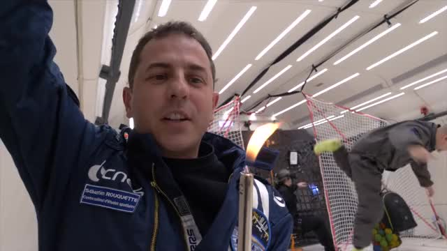 Watch Fire in ZERO-G!! GIF on Gfycat. Discover more physics, science, veritasium GIFs on Gfycat
