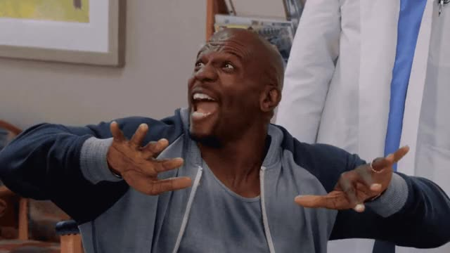 Watch this brooklyn nine nine GIF by GIF Queen (@ioanna) on Gfycat. Discover more 99, brooklyn, brooklyn nine nine, funny, high, hilarious, joke, laugh, lol, loud, nine, out, smile, terry GIFs on Gfycat