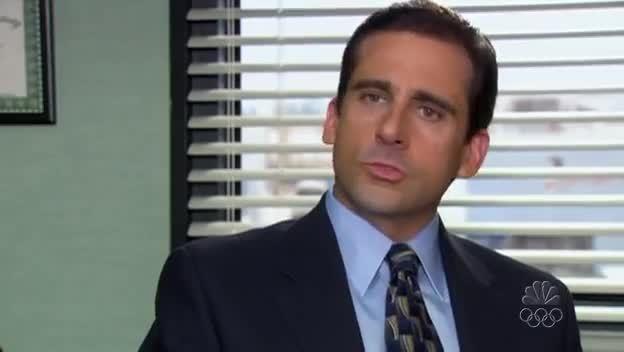 B. J. Novak, Steve Carell, dundermifflin, This scene of Michael makes me smile every time. (reddit) GIFs