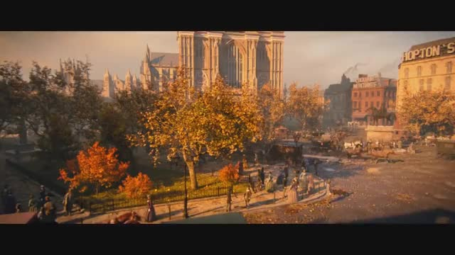 Assassin's Creed Syndicate: E3 Cinematic Trailer | Ubisoft [NA]