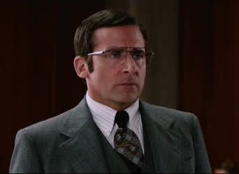 akward, anchorman, brick, carell, don't, dunno, funny, god, know, my, no, oh, omg, oops, steve, tamland, wait, way, what, what to say, Steve Carell - Awkward GIFs
