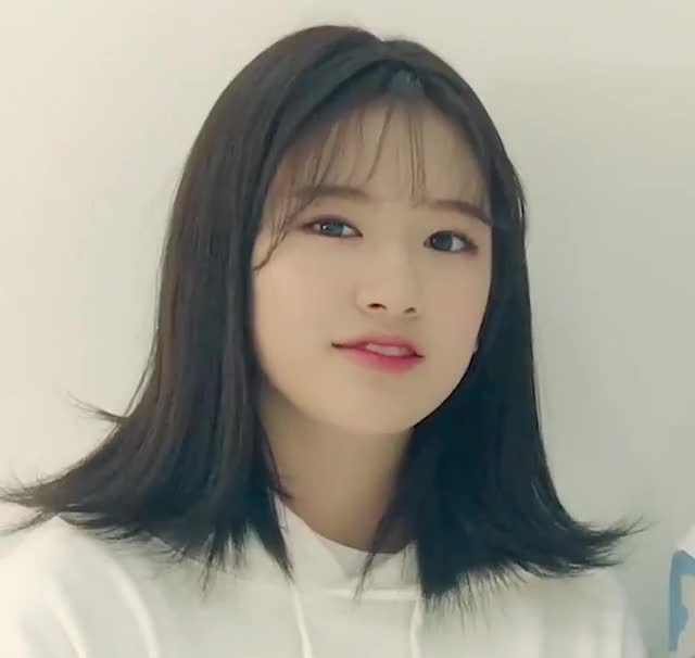 Watch and share IZ*ONE | Yujin | Nod GIFs by KPopGG on Gfycat