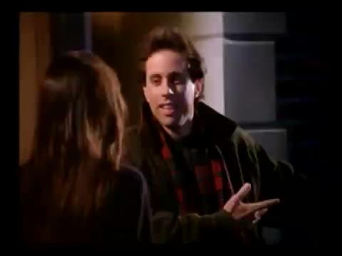 74, call, cigar, elaine, episode, funny, george, haha, hey, indian, kramer, newman, seinfeld, store, Seinfeld: Kramer's Indian call GIFs