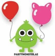Watch and share Balloon Delivery Dubai GIFs by Party Monster on Gfycat