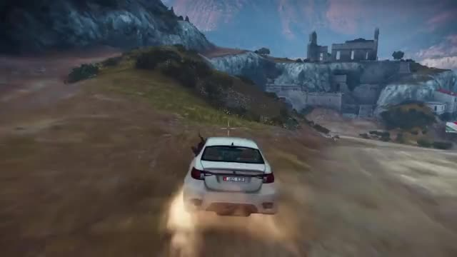 Watch Laser Guided RPG Taking out Statue after Flying Through Tunnel and Jumping from exploding Car GIF by ThePyrotechnician (@thepyrotechnician) on Gfycat. Discover more just cause 3, just cause 3 gameplay, thepyrotechnician GIFs on Gfycat