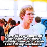 Watch and share Napoleon Dynamite GIFs and Bless This Movie GIFs on Gfycat