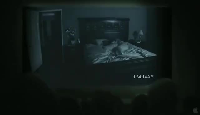 Watch scared GIF on Gfycat. Discover more Activity, Paranormal, blair, film, movie, project, trailer, witch GIFs on Gfycat