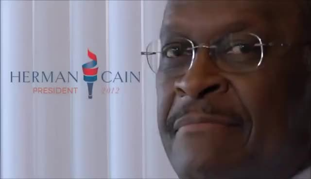 Watch Herman Cain Smile GIF on Gfycat. Discover more herman cain GIFs on Gfycat