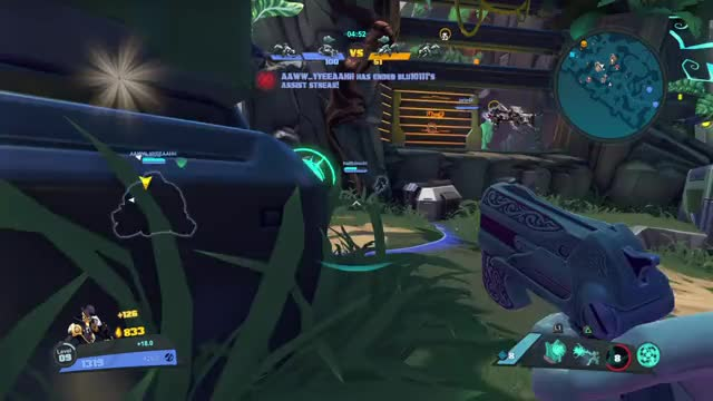 Watch and share Battleborn GIFs and Gearbox GIFs by Old Man Cranky on Gfycat