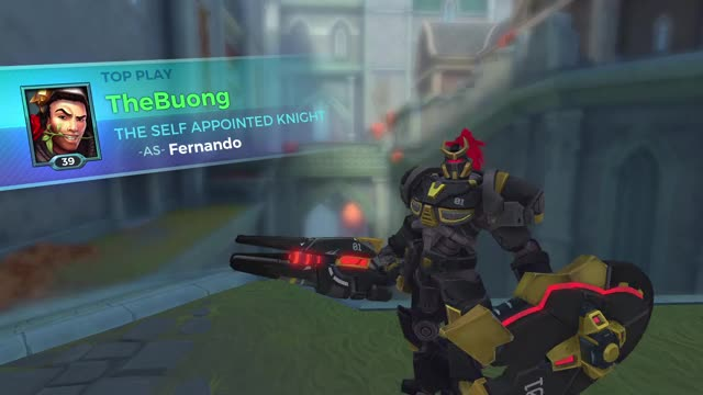 Watch and share Paladins (64-bit, DX11) 10 22 2018 11 33 11 PM (2) GIFs on Gfycat