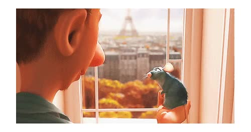 Watch and share Ratatouille animated stickers on Gfycat