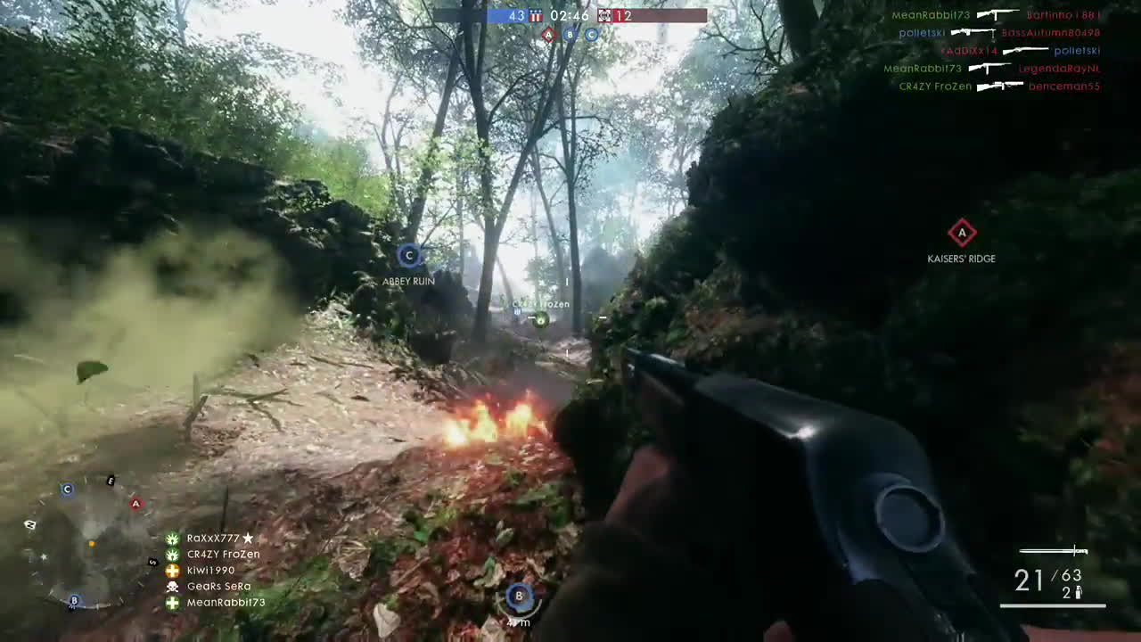 ▷ kiwi1990 playing Battlefield 1 on Xbox One GIF by kivagnapap