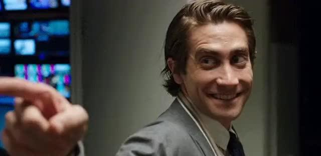 Watch and share Jake Gyllenhaal GIFs on Gfycat