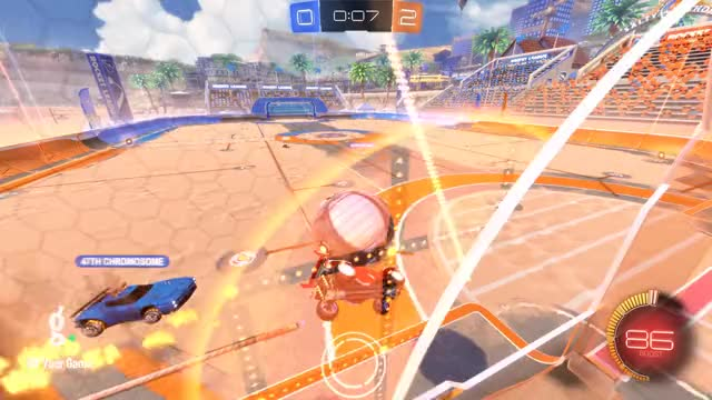 Watch Goal 3: sor GIF by Gif Your Game (@gifyourgame) on Gfycat. Discover more Gif Your Game, GifYourGame, Goal, Rocket League, RocketLeague, sor GIFs on Gfycat