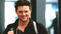 Watch and share Karl Urban GIFs on Gfycat
