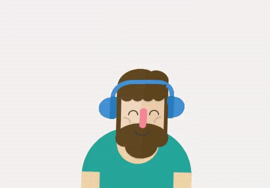 Watch and share Headphones GIFs by Reactions on Gfycat
