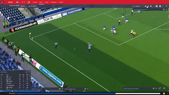 Watch My goalkeeper really need to work on his teleporting skills... (reddit) GIF by @skoms on Gfycat. Discover more footballmanagergames GIFs on Gfycat