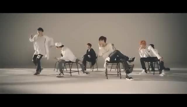 1theK, LOEN, MV, artist, bighit, bts, dancing, kpop, loenmusic, loentv, teaser, Jimin - Bare bare GIFs