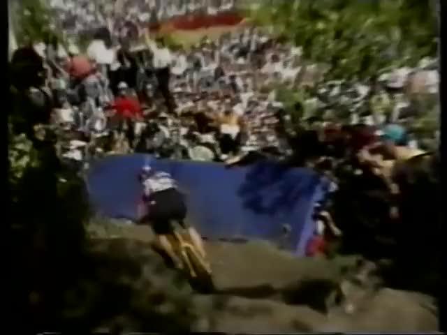 Watch MTB XC World Championships 1994 GIF on Gfycat. Discover more bicycling, bikeflip, mtb GIFs on Gfycat