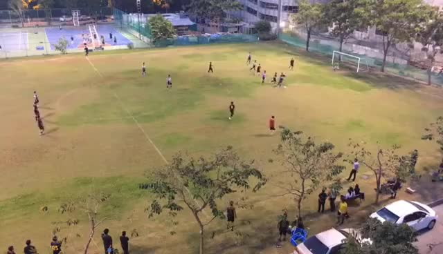 Watch บุญป่วง 8 : 2 LouTouse (ลูตูส) NACC LEAGUE 2017 [24-1-2017] GIF on Gfycat. Discover more related GIFs on Gfycat