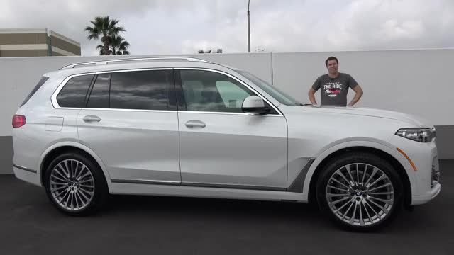 Watch Here's Why the 2019 BMW X7 Is the Best Big Luxury SUV GIF on Gfycat. Discover more 2019 bmw x7, 2019 bmw x7 review, 2019 x7, 2019 x7 review, Autos & Vehicles, bmw review, bmw suv review, bmw third row, bmw x7, bmw x7 review, de muro, doug de muro, doug demuro, new bmw suv, new bmw x7, third row luxury suv, x7, x7 review GIFs on Gfycat