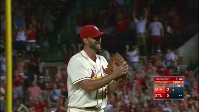 Watch Wainwright Yadi hug GIF by efitz11 (@efitz111) on Gfycat. Discover more CardinalsGifs, azdiamondbacks, trollychromosome GIFs on Gfycat