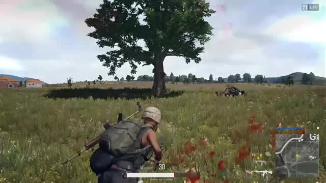 Watch Imb44tu playing PLAYERUNKNOWN'S BATTLEGROUNDS GIF by @imbaatu on Gfycat. Discover more related GIFs on Gfycat