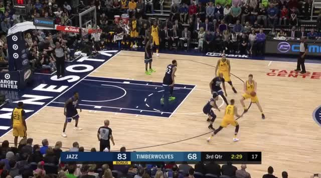 Watch and share Utah Jazz GIFs by Ben Mallis on Gfycat