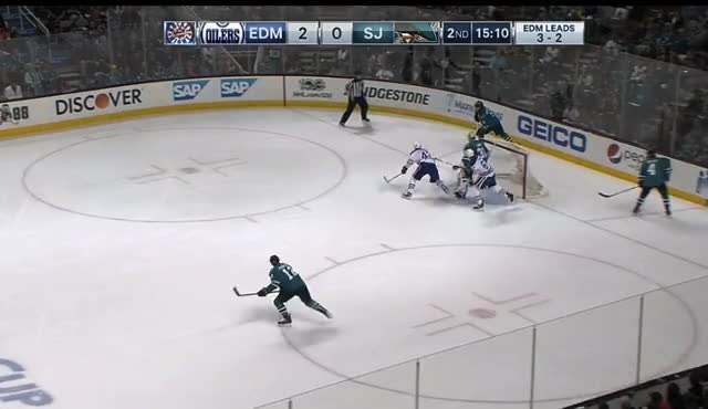 Watch and share Ryan Nugent Hopkins Backcheck GIFs by cultofhockey on Gfycat