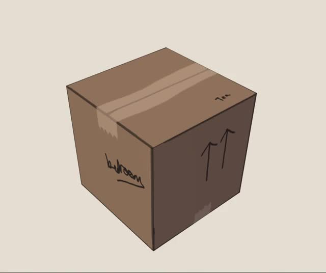 Watch and share Moving Box GIFs by Tea Mori on Gfycat