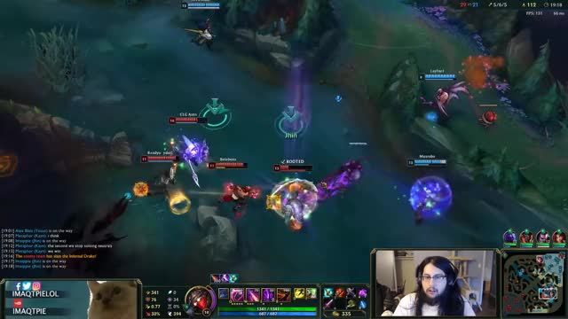 Imaqtpie - HOW TO 1V9 WITH JHIN 💪