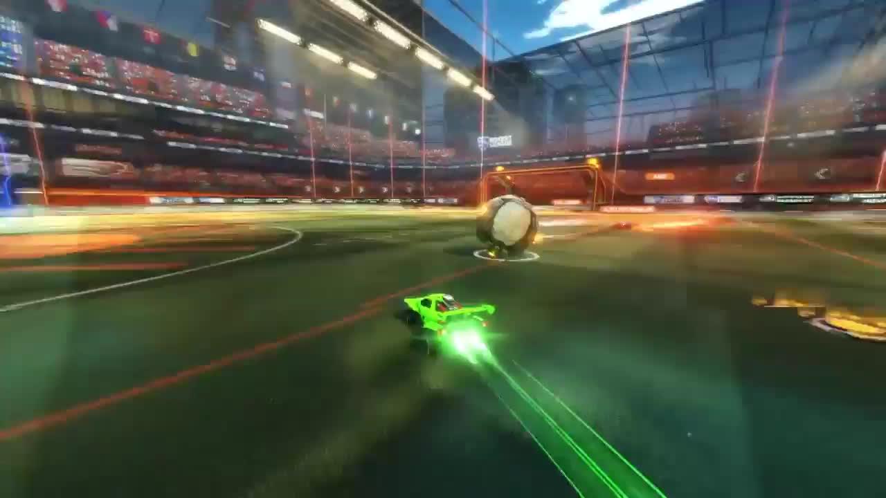 RocketLeague, psyonix, rocket league, Goalkeeper trap GIFs